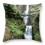 Multnomah Throw Pillow