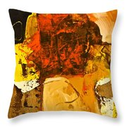 Mural Study 101246-61601 Throw Pillow