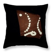 Muse 10 Throw Pillow
