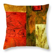 Music Of The Fall Throw Pillow