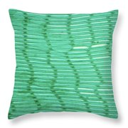 Mussel Gill Lm Throw Pillow