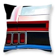 Mustang Mach 1 Throw Pillow
