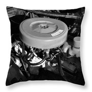 Mustang Sprint Two Hundred Throw Pillow