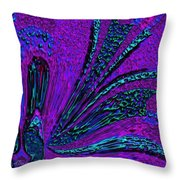 Mutal Reef Life Support Throw Pillow