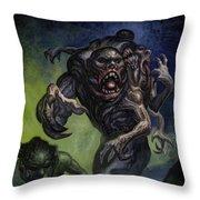 Mutants  Throw Pillow