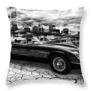 my friend Jag-E Throw Pillow by Joachim G Pinkawa
