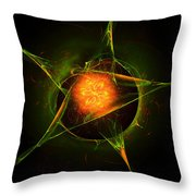 My Little Star Throw Pillow