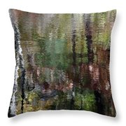 My Monet Throw Pillow