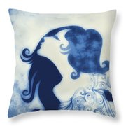 My Prince Will Come For Me 2 Throw Pillow