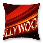My Vegas Caesars 22 Throw Pillow by Randall Weidner