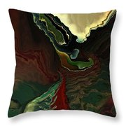 My What A Lovely Apocalypse Throw Pillow