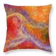 Mystical Journey Throw Pillow