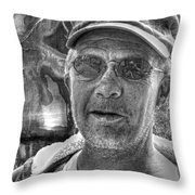 Name Unknown Throw Pillow