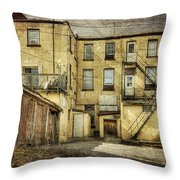 Napanee High Rise Throw Pillow