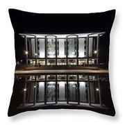 National Gallery Australia V2 Throw Pillow