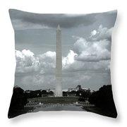 National Landscape Throw Pillow