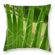 Natural Abstract 12 Throw Pillow