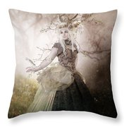 Naturel Throw Pillow