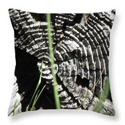 Nature's Creativity Throw Pillow