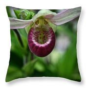 Nature's Finest Throw Pillow