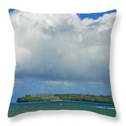 Natures Grandeur Throw Pillow
