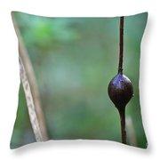 Nature's Protuberance Throw Pillow