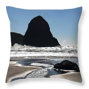 Natures Release Value Throw Pillow