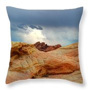 Natures Wonders Throw Pillow