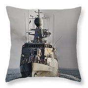 Naval Joint Operations V6 Throw Pillow