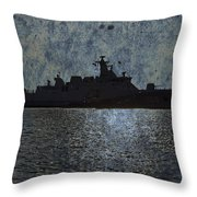 Naval Joint Ops V3 Throw Pillow