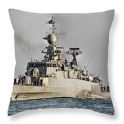 Naval Joint Ops V8 Throw Pillow