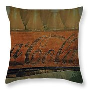 Necture  Throw Pillow