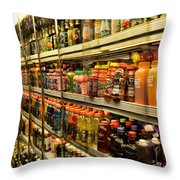 Need A Drink? Throw Pillow by Paul Ward