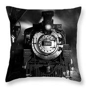 Need More Coal Throw Pillow