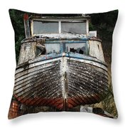 Needing Work Throw Pillow