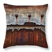 Neglect 1 Throw Pillow