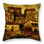 Neighbourhood Throw Pillow