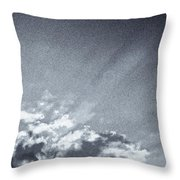 Neptune Sky Throw Pillow
