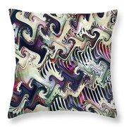 Neural Correlate Throw Pillow