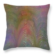 Never Believe Its Not So Throw Pillow