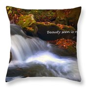 Never Lost - 2 Throw Pillow