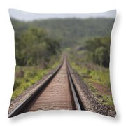 Neverending Throw Pillow
