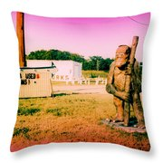 New And Used Items Throw Pillow