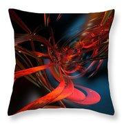 New Geometric Design Fx  Throw Pillow