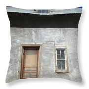 New Mexico Series - Doorway IIi Throw Pillow