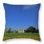 Newbridge House, Donabate, Co Dublin Throw Pillow