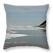 Newcomb Hollow I Throw Pillow