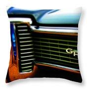 Nice Gp Throw Pillow
