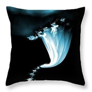 Night Of The Whirlwind Throw Pillow