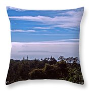 Niihau And Lehua Throw Pillow